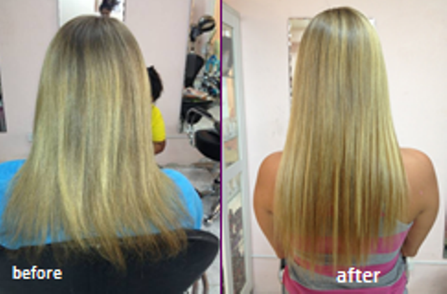 ... in Phuket, Vayo Massage Beauty Salon can also do Hair Extensions