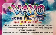 VAYO MASSAGE & BEAUTY SALON